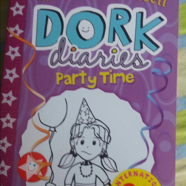 """Dork Diaries """"Party Time"""""""