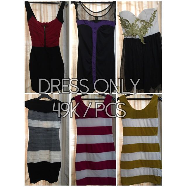 DRESS ONLY 49K / PCS-
