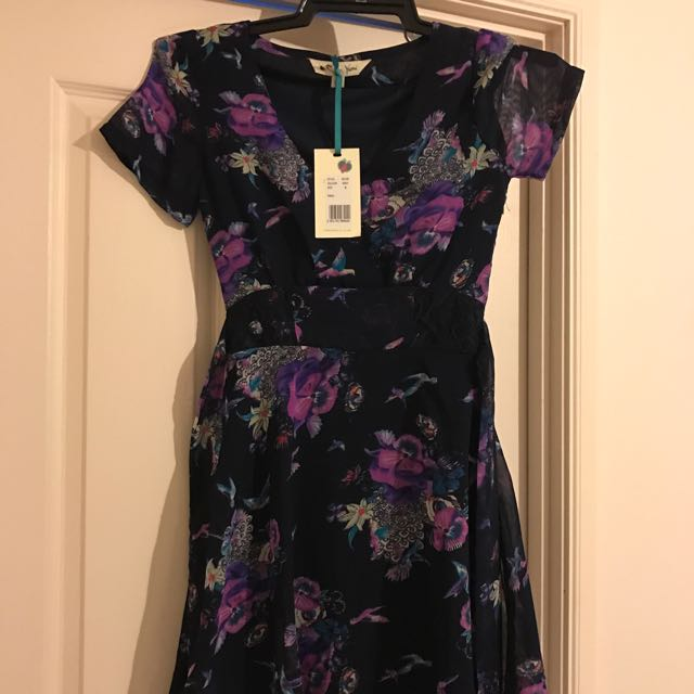 Floral Dress New