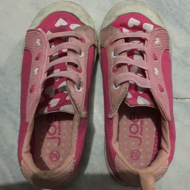 Footwear For Little Girl
