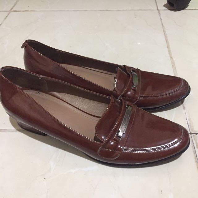 Gabino Brown Shoes