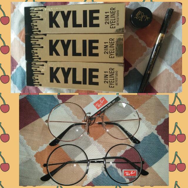 Harry Potter Eye Glasses & 2n1 kyliner