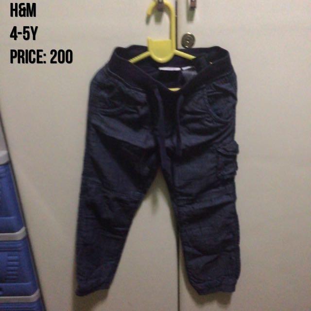 H&M Pnts