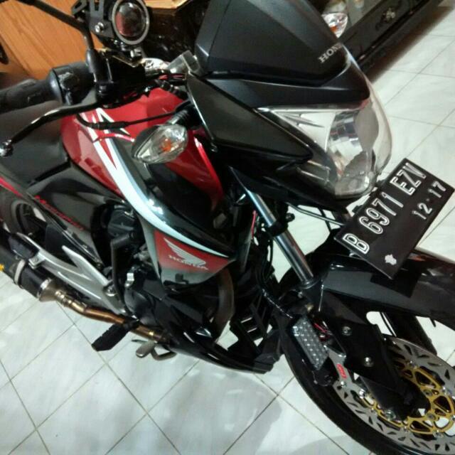 Honda Mega Pro 150cc