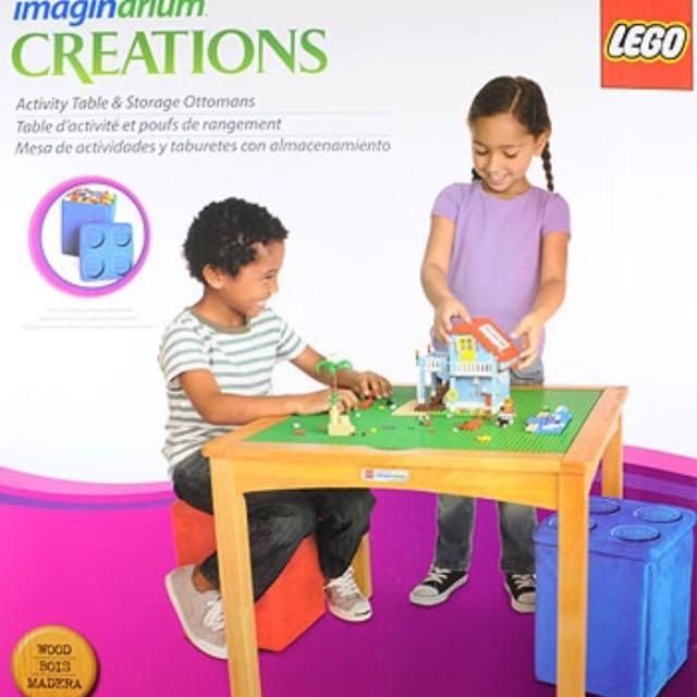 Outstanding Imaginarium Lego Activity Table Gallery - Best Image ...