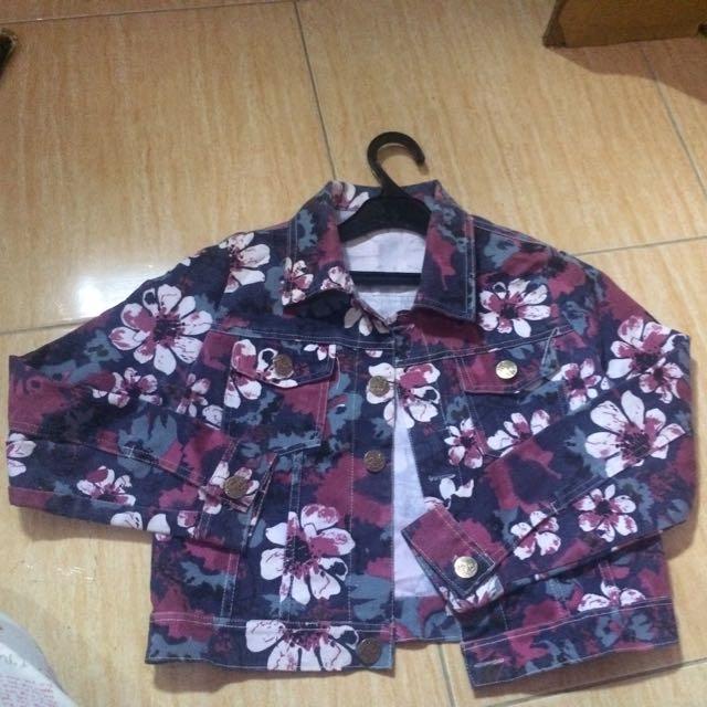 Jaket Bunga2 Lepis