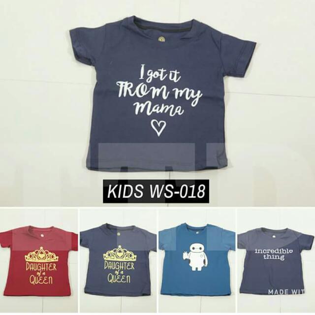Kids Ts /cute Meme Tshirt