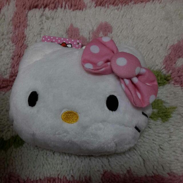 日本製Kitty錢包