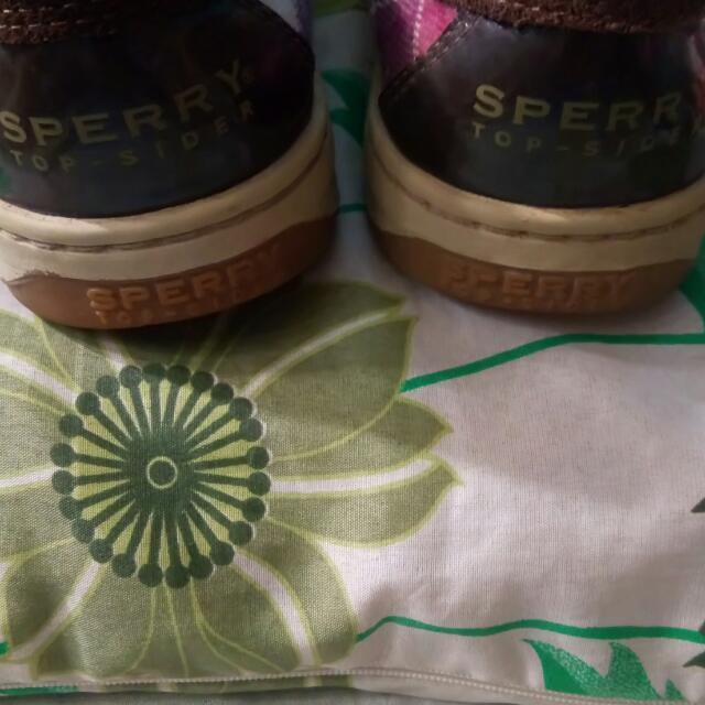 Ladies Sperry Top Sider