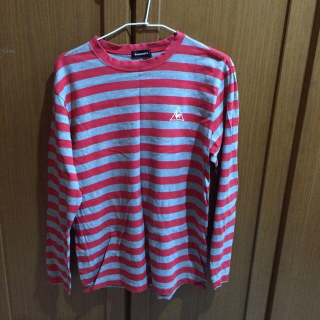 le coq sportif 長袖T恤
