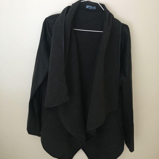 Leather Look Jacket