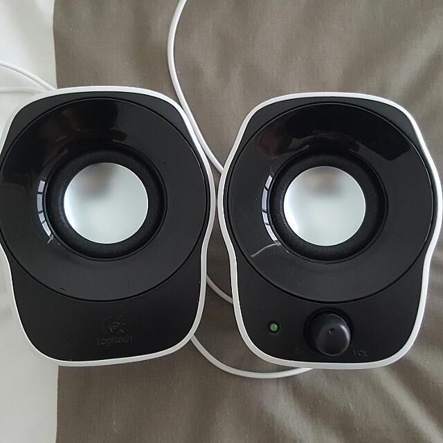 LOGITEC Speakers - New