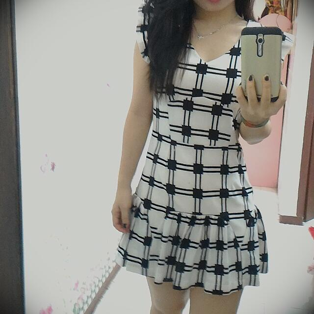 Mini Dress [MOST] Ukuran M