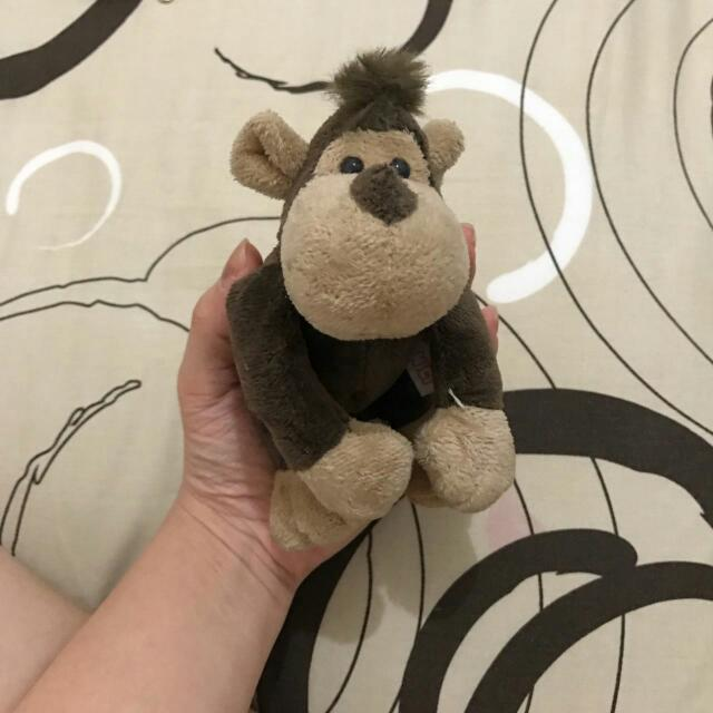 Mini Monkey Doll