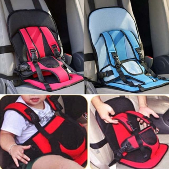Multi Function Baby Car Seat Cushion Babies Kids Strollers Bags Carriers On Carousell
