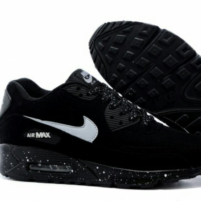 separation shoes 92540 e1b56 Nike Air Max Inspired Oreo