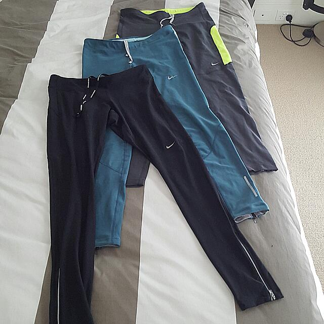 NIKE DRYFIT Full Length Tight / Small size/ 1 pair left!