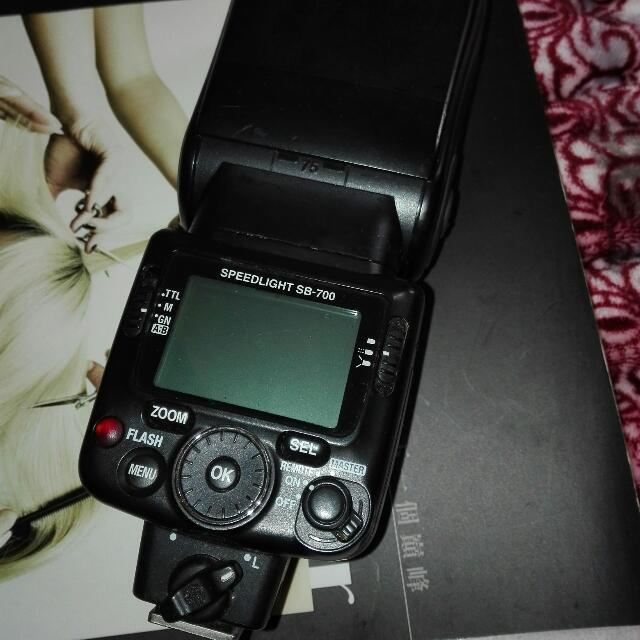 Nikon SB-700閃光燈