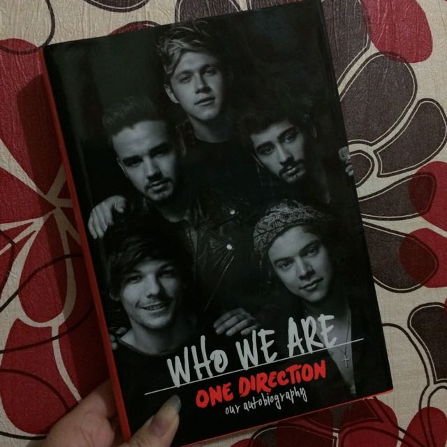 One Direction Who We Are (our autobiography(