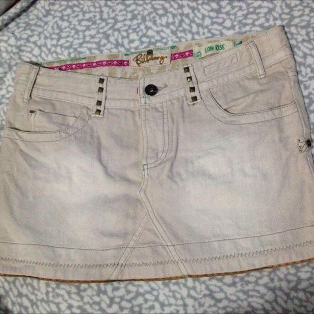 Original Billabong Skirt