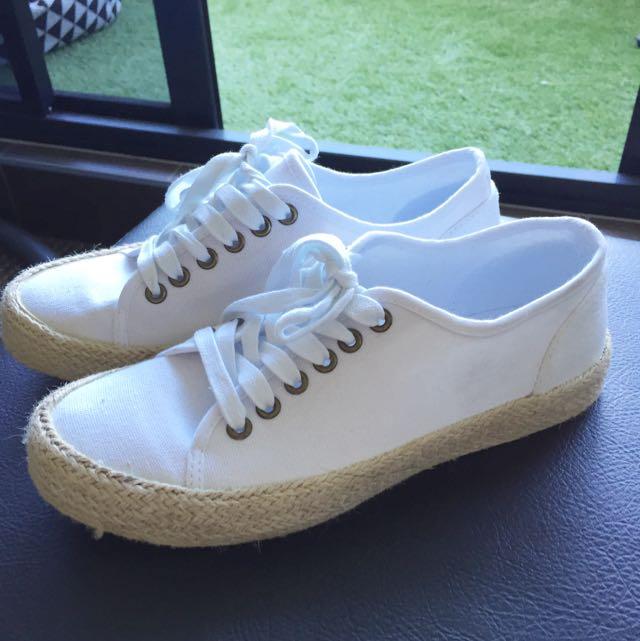rubi espadrilles sneakers size 38