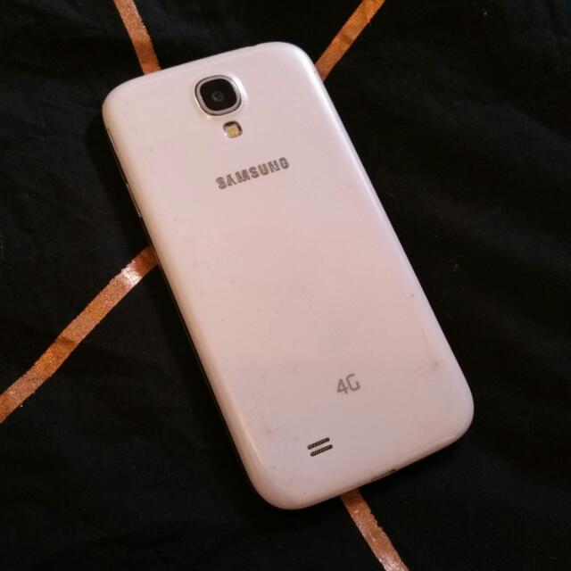 Samsung S4 Galaxy Unlocked