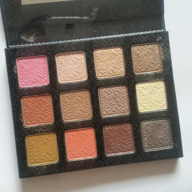 SIGMA BEAUTY Brillant & Spellbinding Palette