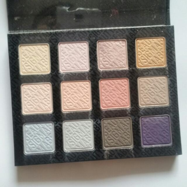 Sigma Beauty Fall Softly Palette
