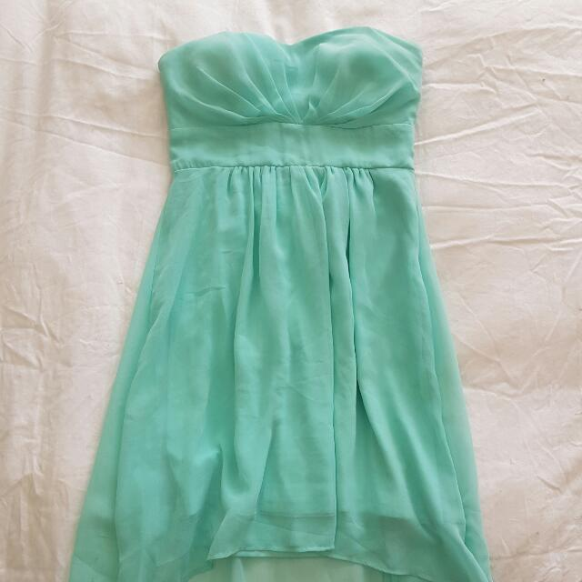Size 8 Chiffon Dress - Free Postage