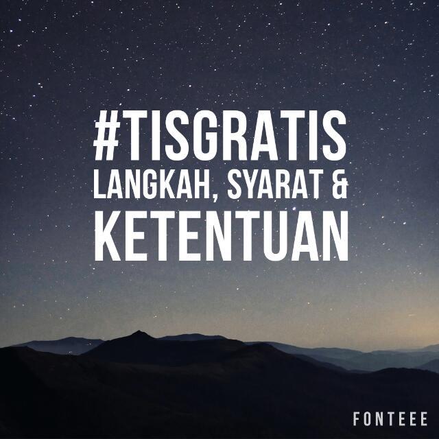 STEP DAN S&K #TISGRATIS