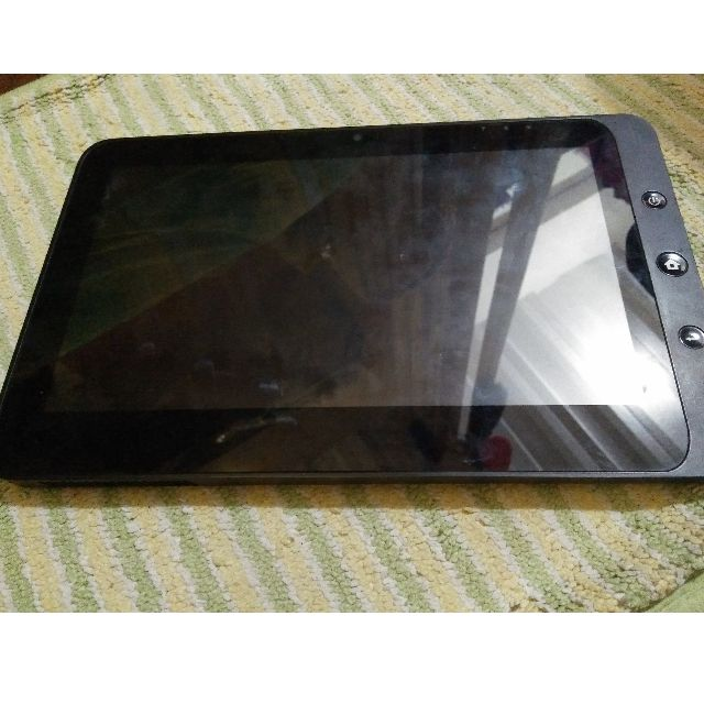 tablet view sonic