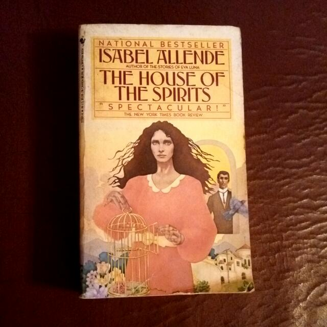 author of the house of the spirits