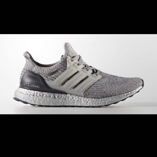 Ultraboost Silver Pack
