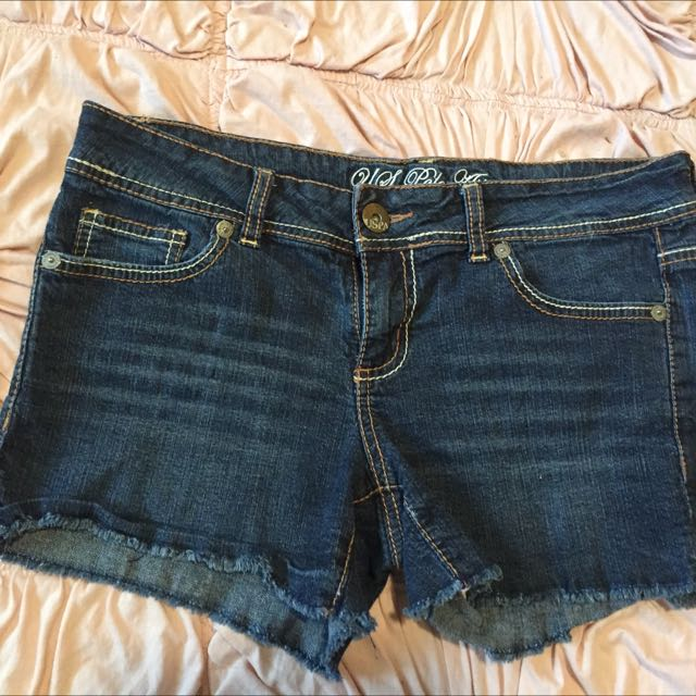 US Polo Association Denim Shorts