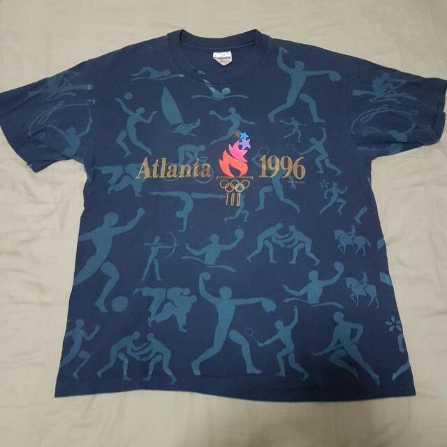 Vintage Atlanta 1996 Olympics T-shirt