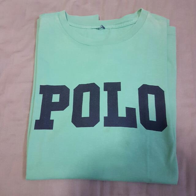 Vintage Polo Spell Out Tee