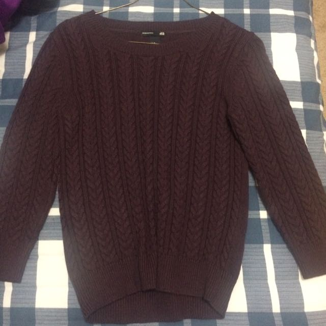 XS H&M SWEATER