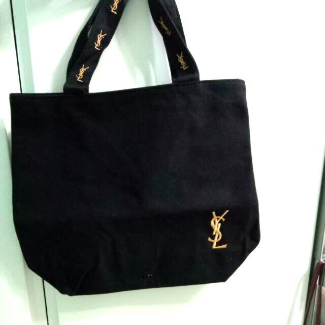 YSL帆布包,手提包,收納袋,側背包(雜誌贈品)