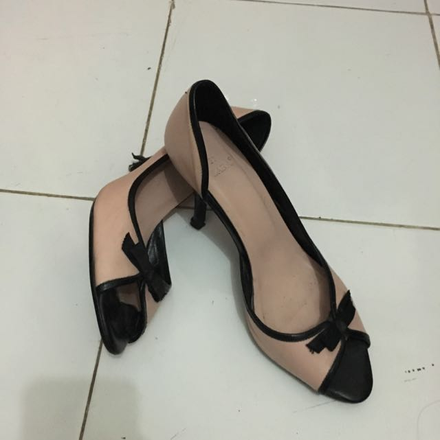 Zara Pink Women Shoes