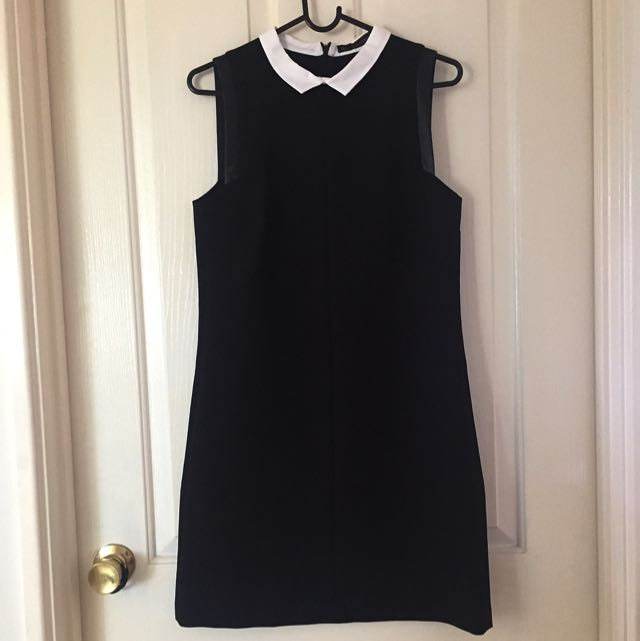 Zara Tunic Collar Dress