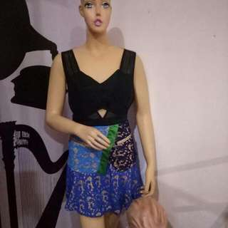 Baju Gaul, Sexy, Import Bangkok, Bahan Tebal, All Size.