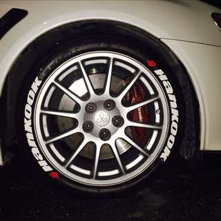wonky tyre design