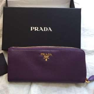 SALE Prada long wallet