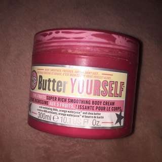 Used Soap&Glory Body Butter