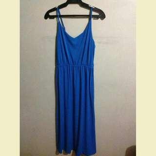 SALE 🎁 Jelly Bean Blue Dress