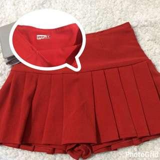 MiniSkirt Red