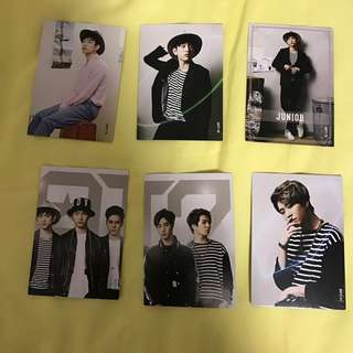 WTS GOT7 Star Collection Cards