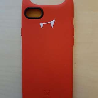 ** Sale ** Baseus Devilbaby Red iphone 7 Silicone Case