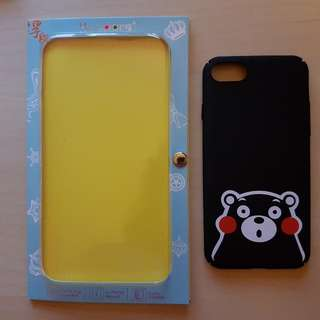 Black Bear Iphone 7 Case/Cover w/ Free Gifts!