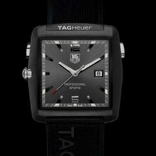TAG Heuer Professional Sports Watch Golf